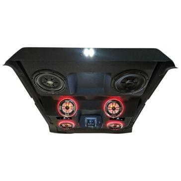 4 - 140 W AUDIOFORMZ Kawasaki Teryx 4 Stereo Roof Top
