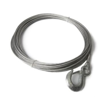 Kimpex Câble pour treuil avec crochet 5300 lb