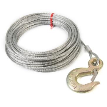 Kimpex Câble pour treuil avec crochet 5700 lb