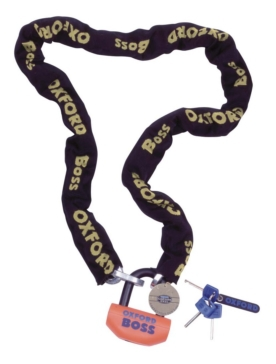 Chain - 2 m OXFORD PRODUCTS Super Strong Chain Lock - Boss
