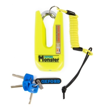 Oxford Products Monster Ultra Strong Disc Lock