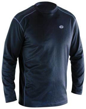 Oxford Products Crew Neck Underwear Shirt (All Season) Men