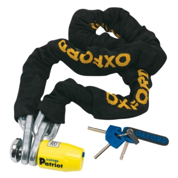 Chain - 1.2 m OXFORD PRODUCTS Patriot - Ultra Strong Chain Lock