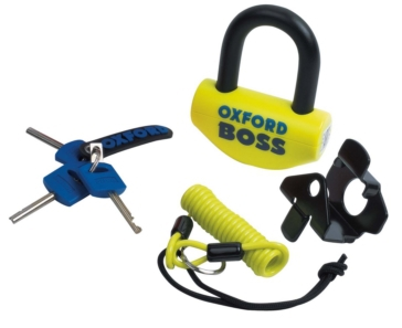 Oxford Products Bloque-disque super robuste Boss