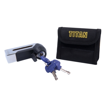 Disc lock OXFORD PRODUCTS Titan Tough and Reliable Disc Lock