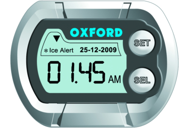 OXFORD PRODUCTS Micro Clock - Waterproof Mini Clock