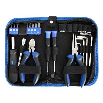 Oxford Products Trousse à outils Essential pour moto, sous le siège Dépannage - 269833
