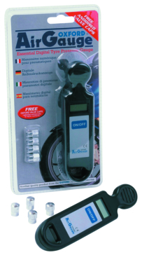 Pressure gauge OXFORD PRODUCTS Digital Air Gauge
