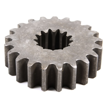 "Venom Hyvo 3/4"" Top Sprocket Fits Arctic cat, Fits Polaris - Front"