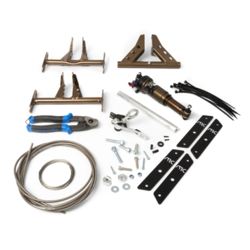 SKINZ PROTECTIVE GEAR Rear Suspension Lockout - Manual