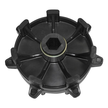 "WAHL BROS  2.52"" No-Slip Sprocket"