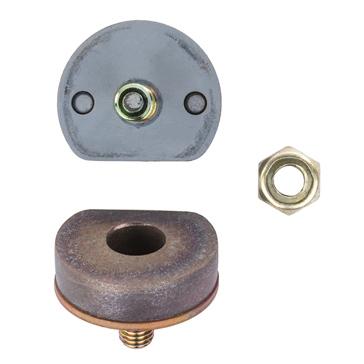 Kimpex Sabot de frein en métal Métal