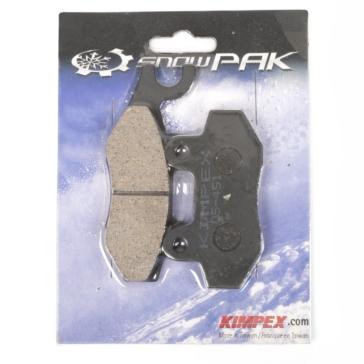 Kimpex Sabot de frein en métal Métal - N/A