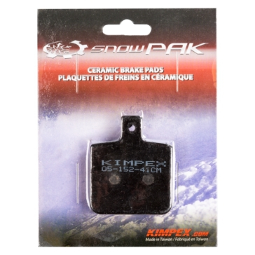 Kimpex Metallic Brake Pad Ceramic - N/A