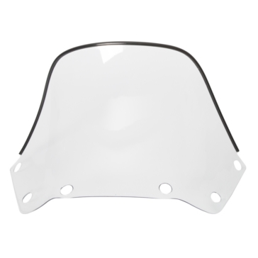 Front KIMPEX Snowmobile Windshield