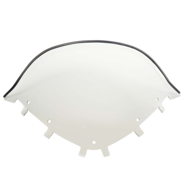 Kimpex Snowmobile Windshield Front - Polaris - Polycarbonate