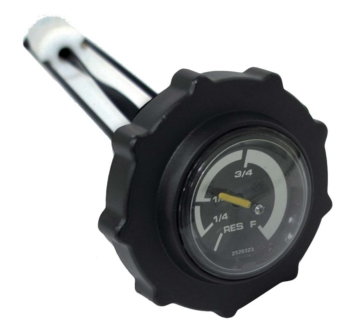 EPIGC5 EPI Gas Cap with Gauge
