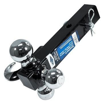 1 000 lbs TRANSIT Trailer Ball Hitch with Hook