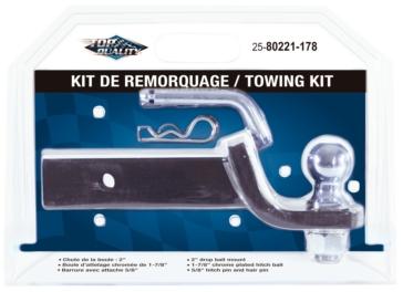 TRANSIT Towing Kit Hitch Ball
