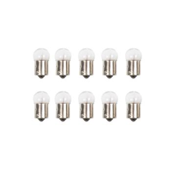 Ampoule de clignotant - 1 contact KIMPEX BA9S, A1213, 72, Double contact