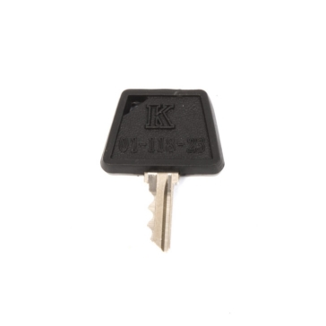 KIMPEX Ignition Switche Key, 80AS0000
