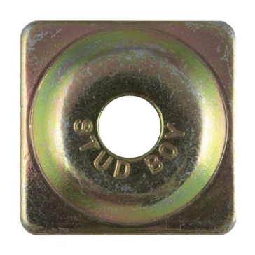 "STUD BOY 1.125"" Square Backer Plate"
