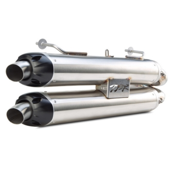 Two Brothers Racing S1R Slip-on Exhaust Polaris