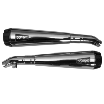 Triumph TWO BROTHERS RACING Bonneville T100 Dual Slip-on Exhaust