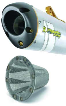 TWO BROTHERS RACING Spark Arrestor Screen/Diffuser Tip