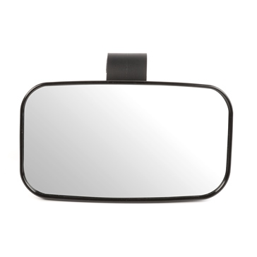 "Kimpex Rearview Mirror with 3 brackets 1.5""-1.75""-2"" Clamp-On"