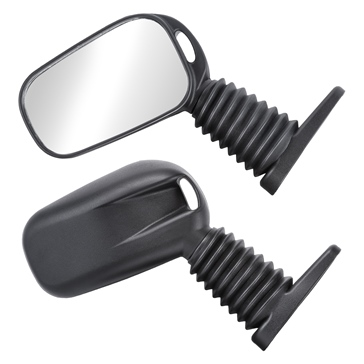 Kimpex Deluxe Mirror with Protector Bolt-on