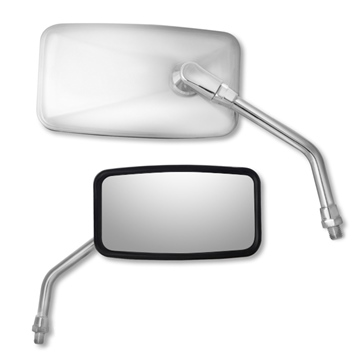 Ken Sean Universal Rectangle Mirror Bolt-on