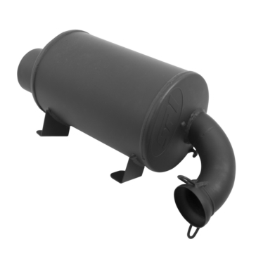 Straightline Lightweight Mufflers for Polaris