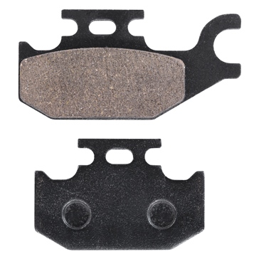 Kimpex Semi-Metallic Brake Pad Metal - Front, Rear