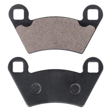 Kimpex Plaquette de frein Semi-Métallique Métal - Avant, Arrière