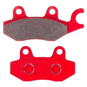Kimpex Plaquette de frein en fibre de Kevlar/Carbone Carbone/Kevlar - Avant