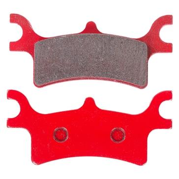 Kimpex Plaquette de frein en fibre de Kevlar/Carbone Carbone/Kevlar - Arrière