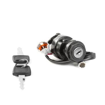 Kimpex HD Interrupteur à clé de contact HD Serrure à clé - 285855