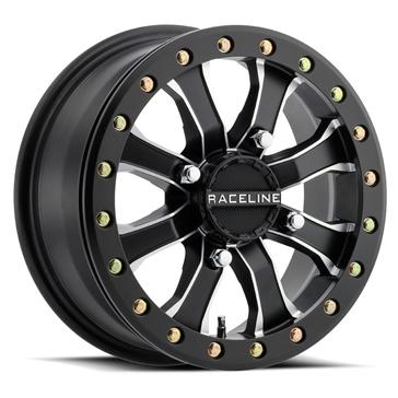 Raceline Wheels Roue Mamba Beadlock 15X6 - 4/156