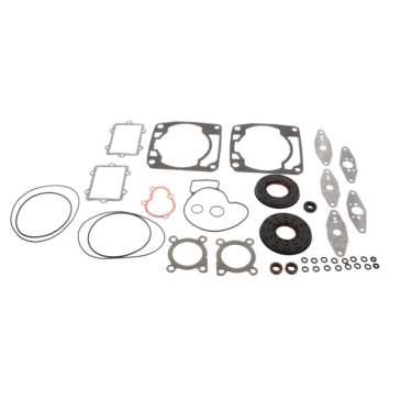 VertexWinderosa Professional Complete Gasket Sets with Oil Seals Fits Arctic cat - 09-711296