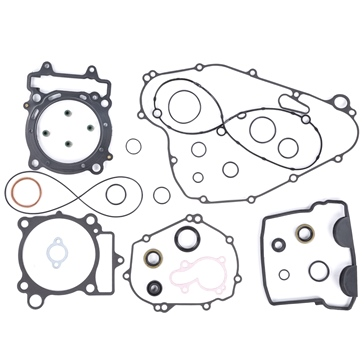 VertexWinderosa Complete Gasket Sets with Oil Seals Fits Kawasaki - 287936