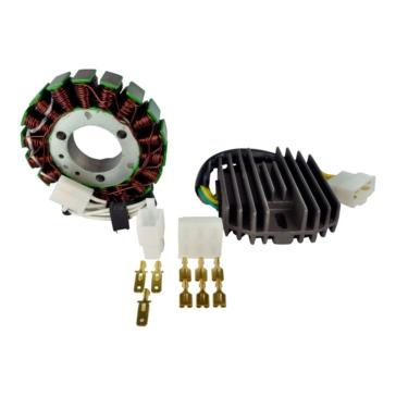 Suzuki Kimpex Voltage Regulator & Stator