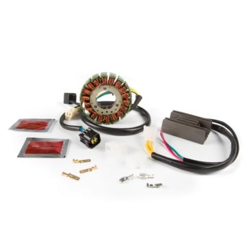 Kimpex HD Ensemble de stator, régulateur redresseur de voltage Suzuki, Kawasaki - 289014