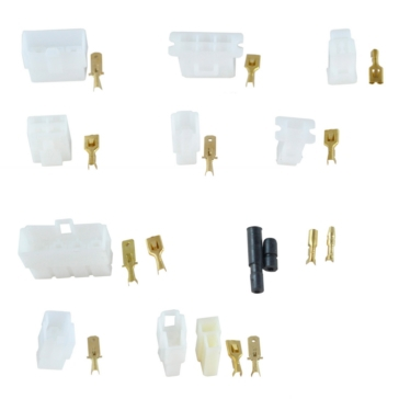 Kimpex HD Regulator/Rectifier Connector Kit Stator - 289036