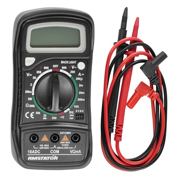 Kimpex HD Digital Multimeter DC / AC Voltage