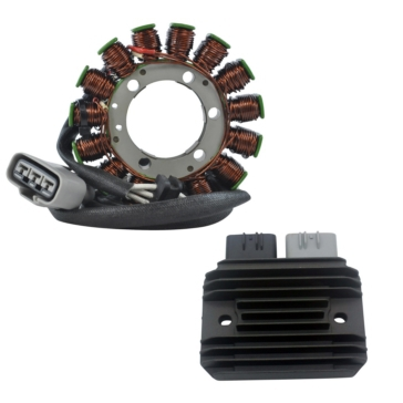 Kimpex HD Stator, Voltage Regulator Rectifier Kit Kawasaki - RMS900-100119
