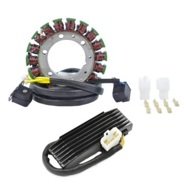 Kimpex Stator & Voltage Regulator Rectifier Suzuki - 289098
