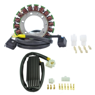 Kimpex Stator & Voltage Regulator Rectifier Suzuki - 289099