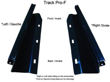 SEAT JACK Slide Rail