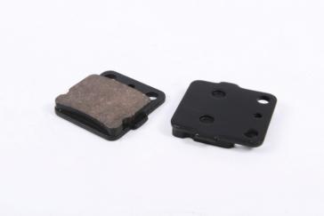 EPI Plaquettes de frein standard Graphite de carbone - Avant/Arrière